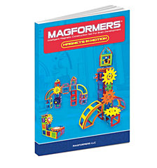 Magformers Magnets In Motion 22 Piece Magnetic Construction Set