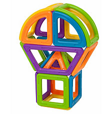 Magformers Wow 27 Piece Magnetic Construction Set