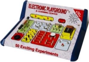 Elenco 50 In 1 Electronic Playground