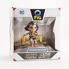 Quantum Mechanix Wonder Woman Justice League Qfig Figure