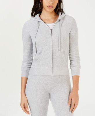 2a7a6eb8570b Juicy Couture Velour Jacket   Jogger Pants   Reviews - Juniors ...