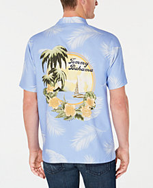 Tommy Bahama Men's Kahuna Sunset Tropical-Print Shirt