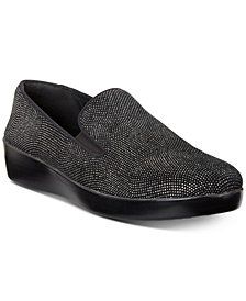 FitFlop Superskate Slip-On Sneakers