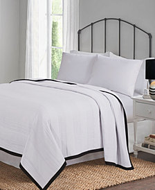 Hudson and Main Pre-Washed Microfiber Blanket Collection