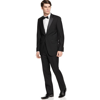 Kenneth Cole New York Black Suit