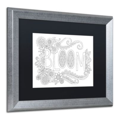 c47b24f254 Trademark Global Hello Angel Letters and Words 3 Matted Framed Art - Wall  Art - Macy s