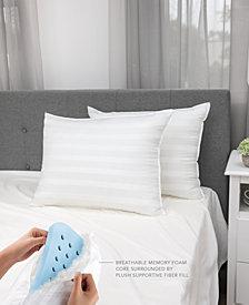SensorPedic 2 Pack MemoryLoft Classic Cotton Pillow Collection