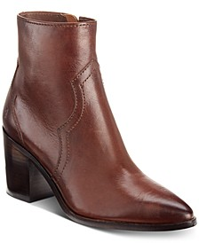 Women's Flynn Leather Booties