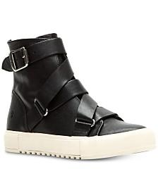 Frye Women's Gia Moto High Top Sneakers