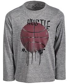 Ideology Little Boys Hustle-Print T-Shirt, Created for Macy's