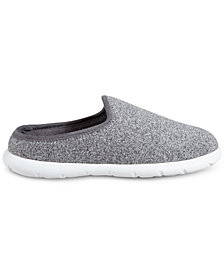 Isotoner Men's Sport Knit Slippers