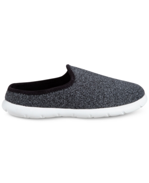 Isotoner Men's Zenz Sport Knit Slippers