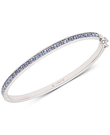Givenchy Bracelet, Silk Swarovski Element Bangle
