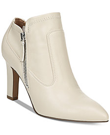 Franco Sarto Kaye Pointed-Toe Booties