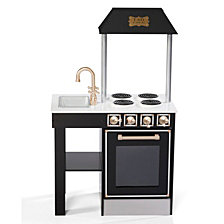 FAO Schwarz Toy Wood Kitchen Set