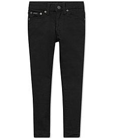 Polo Ralph Lauren Toddler Girls Tompkins Skinny Jeans