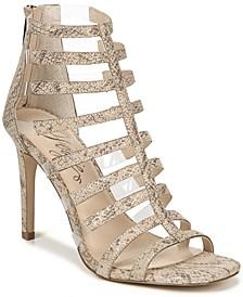 Regal Women's Strappy Dress Sandals