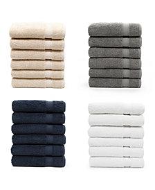 Linum Home Sinemis 6-Pc. Terry Hand Towel Set