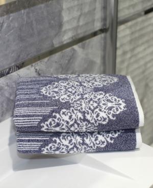 Linum Home Gioia 2-Pc. Bath Towel Set Bedding
