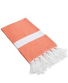 Linum Home Diamond Pestemal Beach Towel