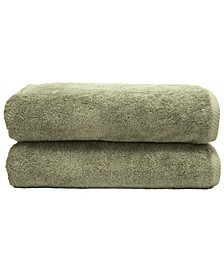 Soft Twist 2-Pc. Bath Towel Set