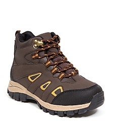 Deer Stags Little and Big Boys Drew Boy's Waterproof Hiker