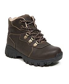 Little and Big Boys and Girls Gorp Thinsulate Waterproof Comfort Hiker