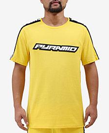 Black Pyramid Men's Logo Graphic T-Shirt