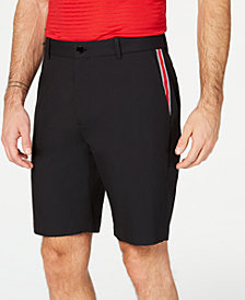 I.N.C. Men's Slim-Fit Dressy Wicking Shorts, Created for Macy's