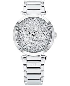 Women's Stainless Steel Bracelet Watch 32mm, Created For Macy's