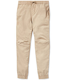 Polo Ralph Lauren Big Boys Cotton Poplin Jogger Pants
