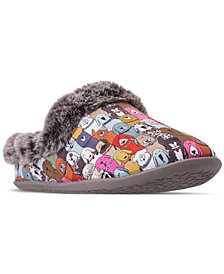 Skechers Women's Bobs For Dogs Beach Bonfire - Cuddle Mutts Slip On Casual Shoes from Finish Line