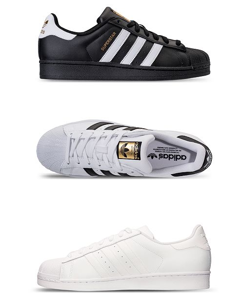 adidas Men's Originals Superstar Sneakers from Finish Line