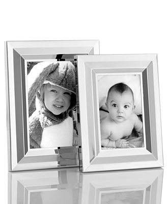 CLOSEOUT! Martha Stewart Collection Picture Frames, Beveled ...