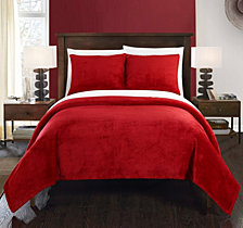 Chic Home Luxembourg Blanket Bedding Collection