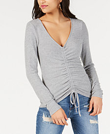 GUESS Opal Ruched Top