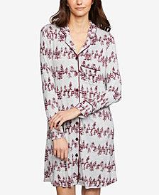 A Pea In The Pod Nursing Nightgown