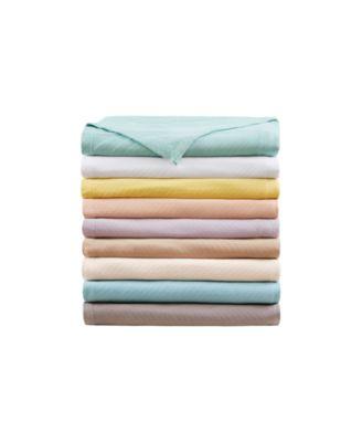 Liquid Cotton Full/Queen Blanket