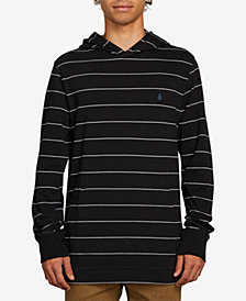 Volcom Men's Joben Long-Sleeve Hooded Shirt