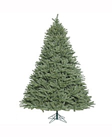 5.5 ft Colorado Spruce Artificial Christmas Tree With 550 Warm White Led Lights