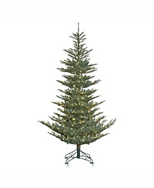 "Vickerman 5"" Alberta Blue Spruce Artificial Christmas Tree"