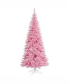 4.5' Pink Fir Artificial Christmas Tree