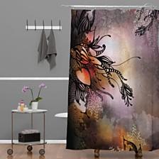 Deny Designs Iveta Abolina Stay Awhile Shower Curtain