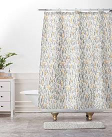 Deny Designs Iveta Abolina Wood Origami Bath Mat