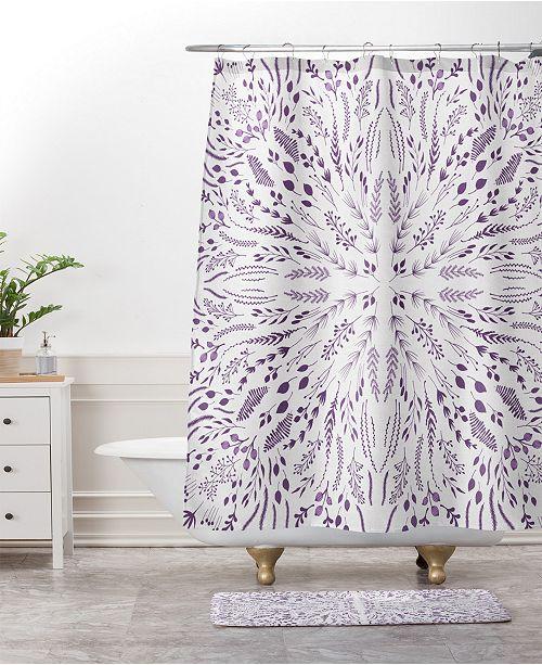 Deny Designs Iveta Abolina Pink Mist Bath Mat
