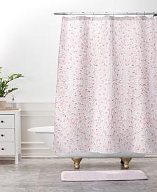 Deny Designs Iveta Abolina Royal Blue Silk Bath Mat