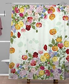 Deny Designs Iveta Abolina Emmaline Shower Curtain
