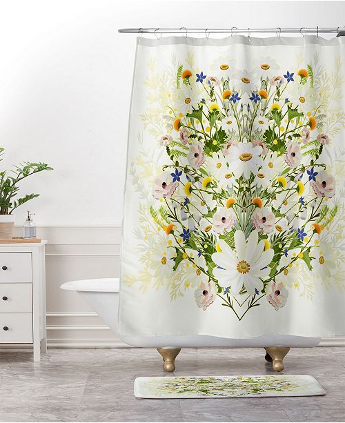 Deny Designs Iveta Abolina Lourdes Bath Mat