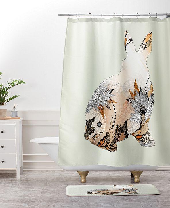 Deny Designs Iveta Abolina Rhino Bath Mat