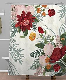 Deny Designs Iveta Abolina Gemma Meadow Shower Curtain